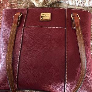 Dooney & Bourke Lexington Small Pebble Leather